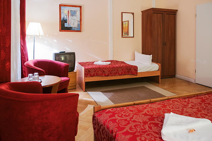 Hotel Pension Charlottenburg