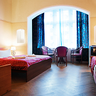Hotel Berlin-Charlottenburg, Rooms: Five Bed Room