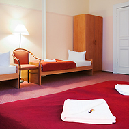 Hotel Berlin-Charlottenburg, Rooms: Four Bed Room