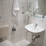 Hotel Berlin-Charlottenburg, Rooms: Double bed room